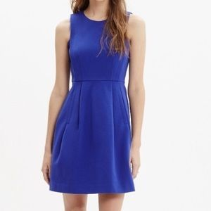 Madewell Abroad Fit and Flare Dress